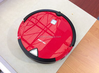 Auto charging vacuum cleaner robot with UV lamp kill bacteria