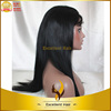 all colors all textures 8-36inch brown color long straight virgin indian hair full lace wigs products