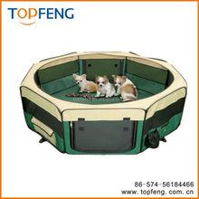 Portable Pop-up Pet Playpen/dog cat puppy play pen / Portable Pet Play Pen