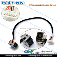 Laptop DC Jack Socket With Cable And 7 Pin Connector for HP G62(PJ216)