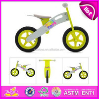 Stock!!!! 2015 STOCK wooden bicycle toy for kids,STOCK wooden bike toy for children,wooden balance bicycle set for baby W16C089