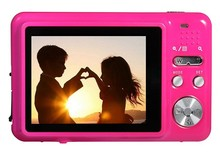 """2015 new production hot sales 5.0MP 2.7"""" TFT LCD digital camera with 4X Digital Zoom DC-500FZ"""