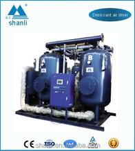 Export heat compressed air dryer