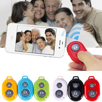 2015 Wireless Bluetooth Camera Remote Control Self-timer Shutter For Android iPhone #69163