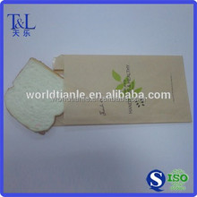 Best for the bakery factory T&L brand good quality and cheap bread paper bag