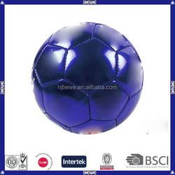 china promotional official size pvc mini street soccer ball