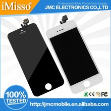 Mobile Phone LCD Screen Touch Digitizer Assembly For Iphone 5G