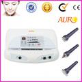 3 en 1 máquina de ultrasonido Masaje facial para todo el cuerpo Au-8205