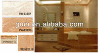 small european bathroom design of wall tile