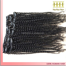 Wholesale Supplier Factory Price New Fashionable Hair Extension With Clips