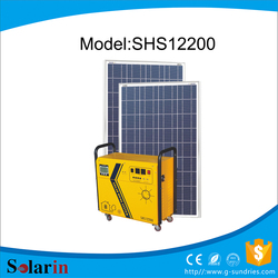 panels solar system for home,1KW Solar Power home system