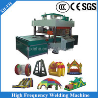 pvc welding machine inflatable/sliding table style