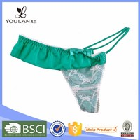 New Arrival One Piece Young Girl Transparent extreme thongs micro bikini
