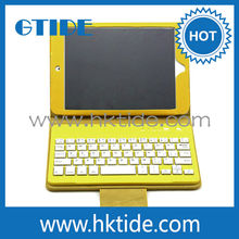 For Ipad Mini Leather Tablet PU Case Bluetooth Keyboard