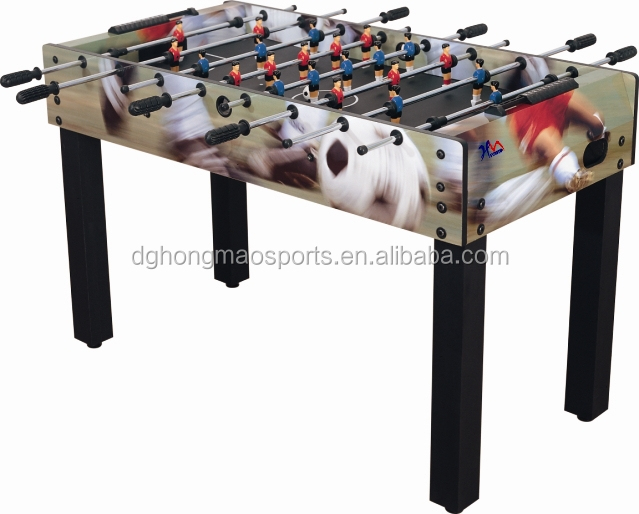 Coin Operated Foosball Table Foosball Table Top Soccer In High Quality - Buy Soccer Table,Foosball ...