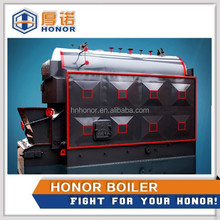 DZL(H) water tube or fire tube Coal biomass wood rice husk fired Steam Boiler price, industrial coal fired boiler
