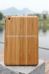 Tablet case cover Real natural bamboo case for ipad mini , for ipad case mini air 2 3 4