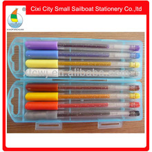 New product with new box packing glitter ink gel pen