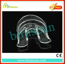 teeth whitening silicone mouth trays