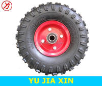 children tricycle small rubber wheels 4.10/3.50-4