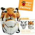 SENKEY STYLE bolso de la manera bolso de la cabeza del tigre
