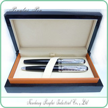2015 Wholesale luxury for advertising nice business executive promotional pen gift set for hot sale