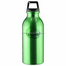 2015 wholesales single wall aluminum drinking sports water bottle made in China