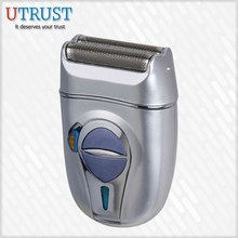quality stainless steel blade shaver single blade rechargeable mini men'shaver