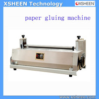 paper bag folding gluing machine,wall paper gluing machine,gluing machine