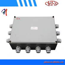 Explosion-proof electrical distribution box ip65
