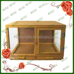 Wood room waterproof with a View of indoor wooden rabbit kennel