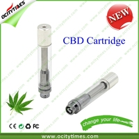 2015 new products cheap e cigarette Ocitytimes OT92 OCC cbd oil vape pen vaporizer