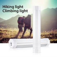 UY-Q8 portable 200 lumens rechargeable led flashlight with magnet