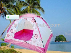 high quality Pink camping tents popular with girl