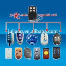 Compatible con agradable, bft, dea, faac etc. Las marcas 12 mando a distancia para puertas de garaje jj-rc-sm01