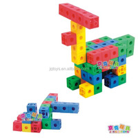 Early learning magnetic connecting blocks toys with SGS EN 71