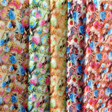 Printed Polyester Viscose Fabric Manufacturer In China