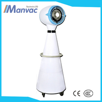 china factory low price high quality manvac A-4PT220V 430W volcanic mineral water