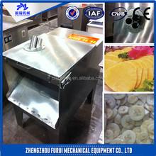 Stainless steel electric potato slicer machine/industrial apple slicer