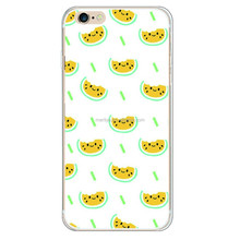 cute screen protectot watermelon Phone case cover skin for iPhone
