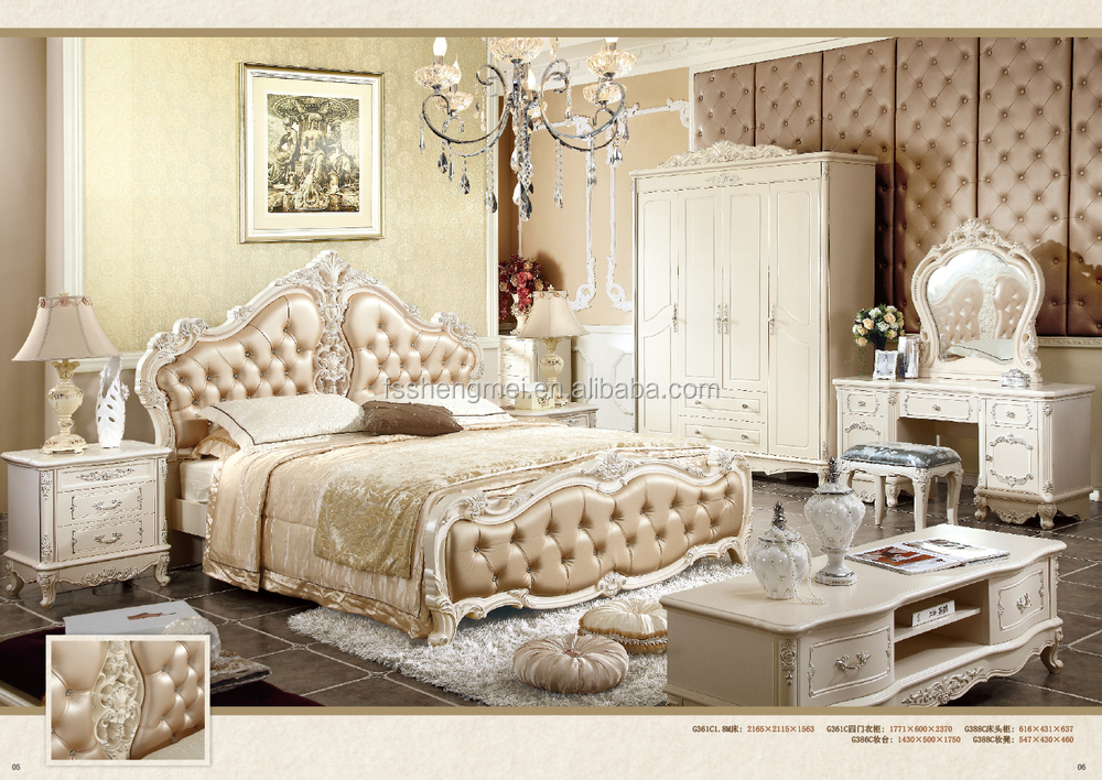 Baroque Bedroom Furniture Antica Camera Da Letto Barocco - Camera ...