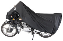100% waterproof and high quality PVC and soft backing motorcycle cover