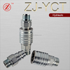 ZJ-YCT push and pull hydraulic quick connect coupling,hydraulic fittings