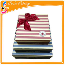 New products gift boxes for towels