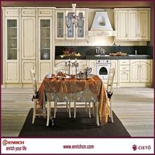 acrylic design bamboo kitchen mat