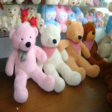 promotional fashion stuffed plush bear soft toy