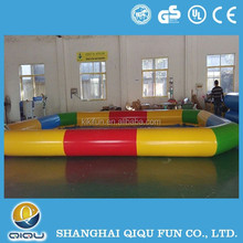 QIQU.FUN Any color is avaliable inflatable pool for sales
