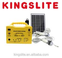30W home solar lighting system