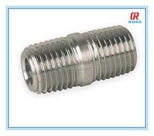 "Nantong Roke Parallel Thread SS316 Close Nipple 1/2""NPS Pipe Fitting"
