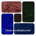 de cerámica de color de la mancha
